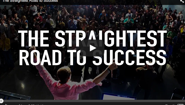 The Straightest Road to Success (Gary Vaynerchuk)