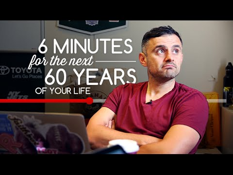 6 MINS FOR THE NEXT 60 YEARS OF YOUR LIFE